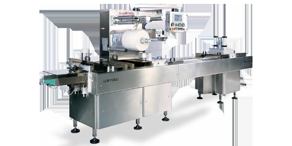 Colimatic Rigid semi-rigid flexible packaging solutions in USA THERA 450