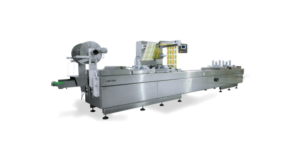 COLIMATIC stainless steel modular horizontal automated packaging machine THERA 650